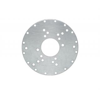 Uchwyt do skrzynek PCV okrągły