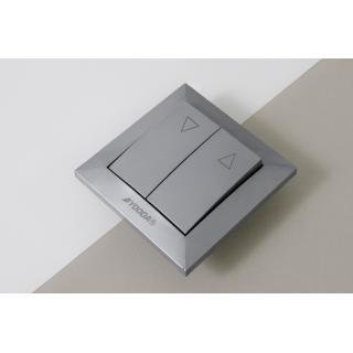 Przełącznik stabilny Yooda srebrny