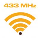 Sterowanie radiowe 433MHz