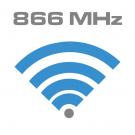 Sterowanie radiowe 866MHz